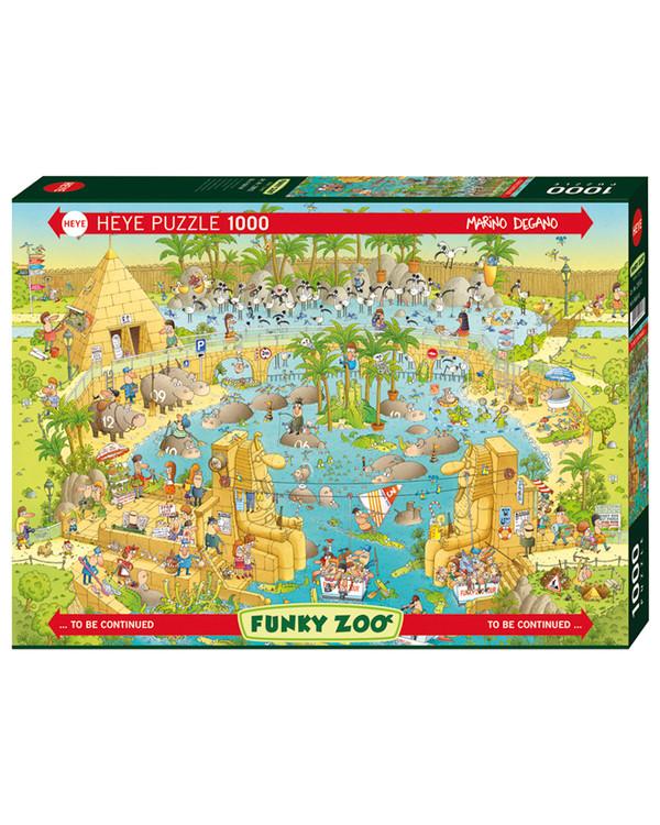 Puzzle Nil 1000 Teile