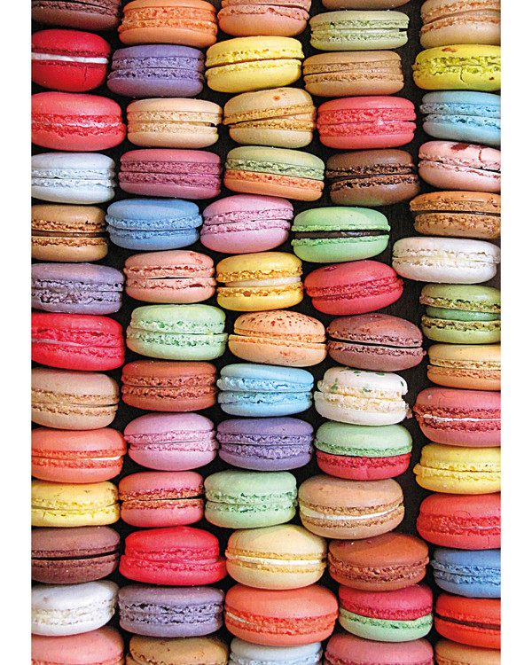 Palapeli Macaronit 1000 palaa