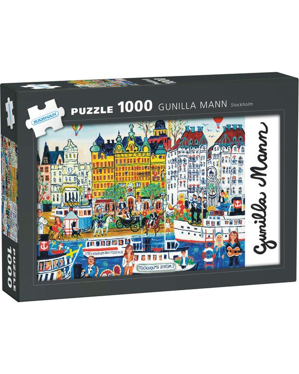 Pussel Stockholm 1000 bitar