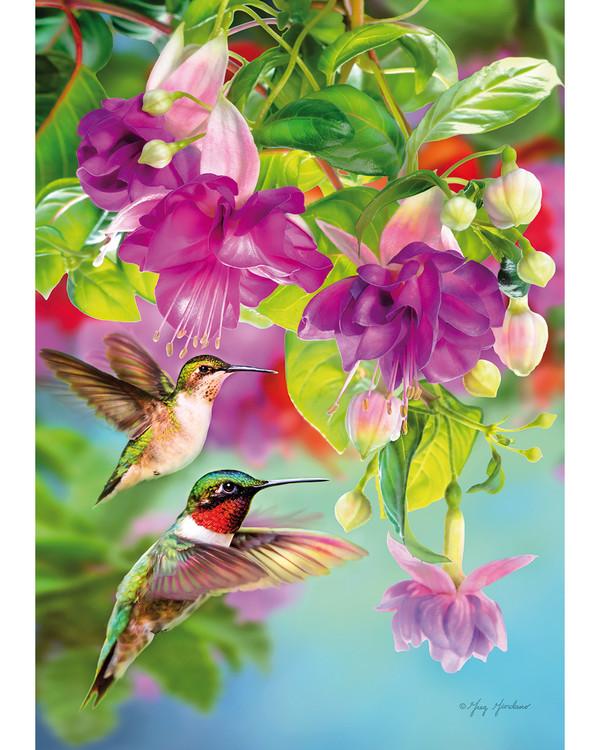 Palapeli Kolibrit 1000 palaa