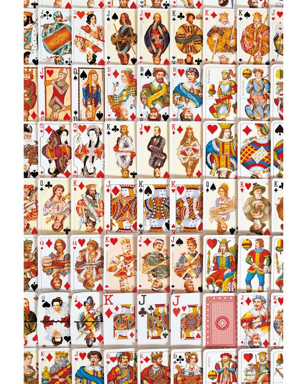 Puzzle Spielkarten 1000 Teile