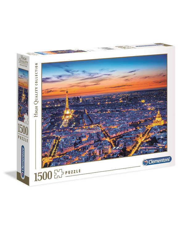 Puslespill Paris 1500 biter