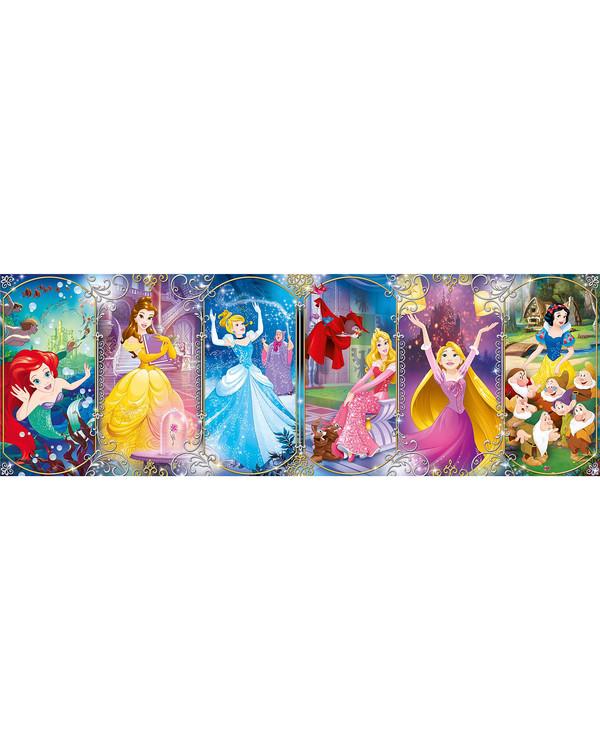 Palapeli Disneyprinsessat 1000 palaa