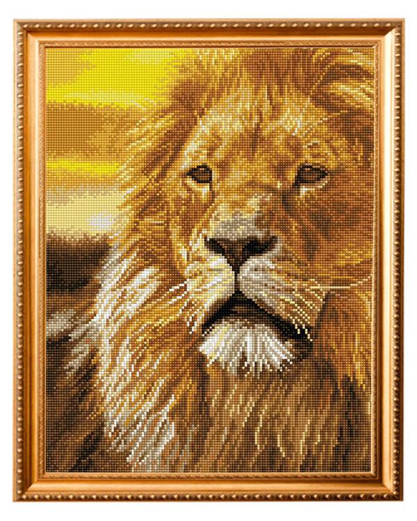 Diamond Dotz Løvernes konge