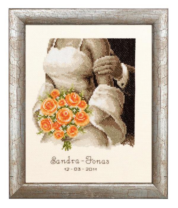 Billede Brudebuket