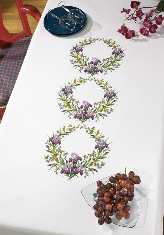 Decke Blumenkränze