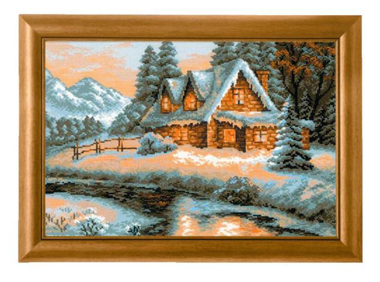 Bilde Vinterlandskap