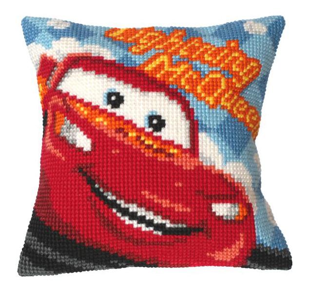 Tyynynpäällinen McQueen