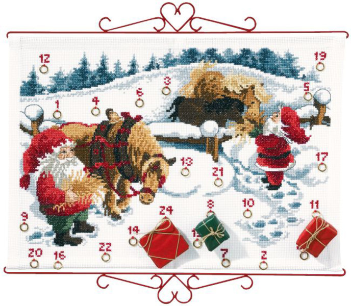 Kalender Vinterfodring