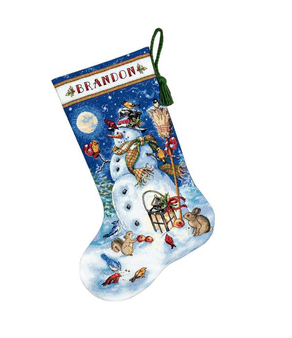 Joulusukka Lumiukon ystävät