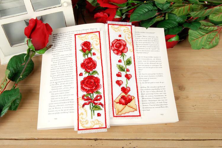Bokmerker Kjærlighetsbrev 2-pk
