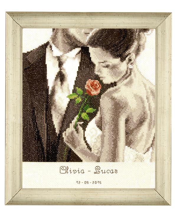 Billede Bryllupsrosen