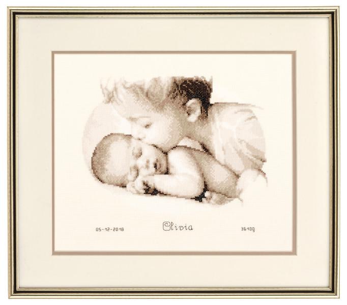 Fødselsbillede Broderlig kærlighed