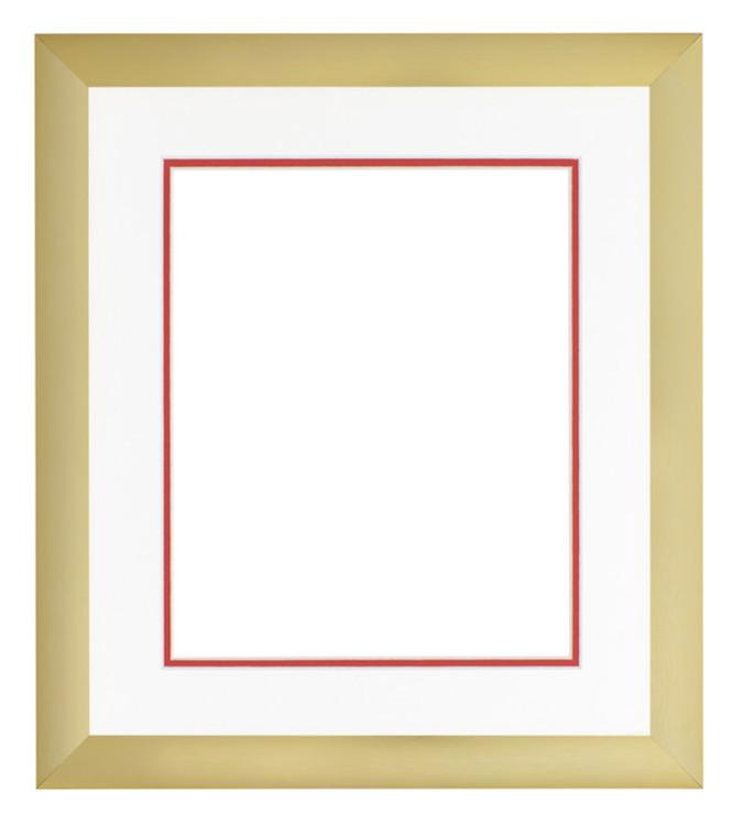 Ram guld 20,5x25,5 cm dpp