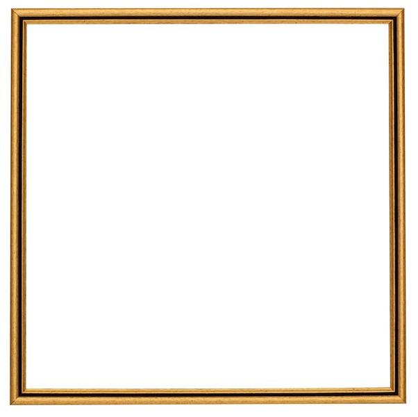 Rahmen gold 32x32 cm