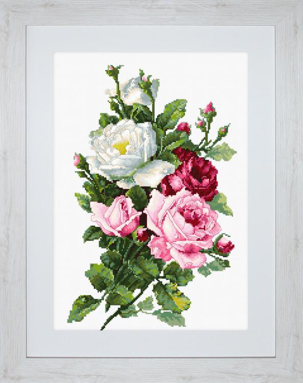 Taulu Ruusukimppu