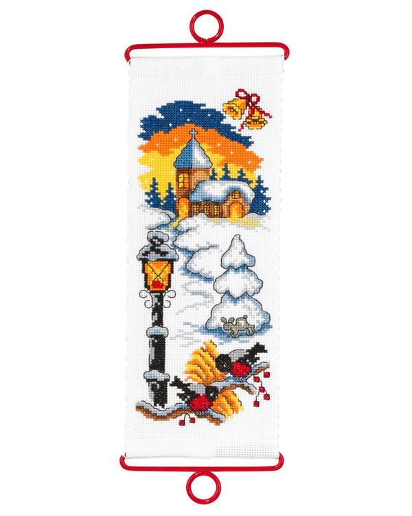 Minivepa Snön faller
