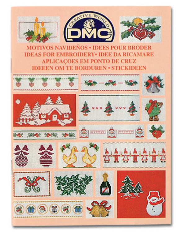 Vorlagenbuch mit Weihnachtsmotiven