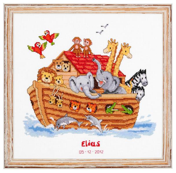 Fødselsbilde Noahs ark