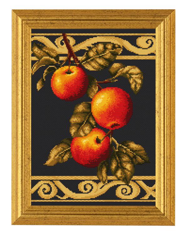 Bilde Kvist med epler