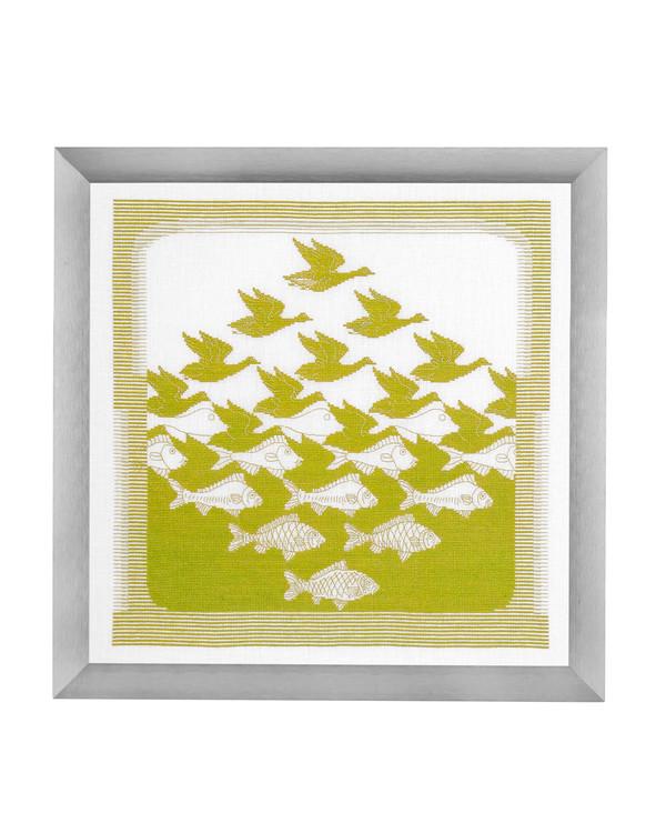 Bilde Fugler og fisker