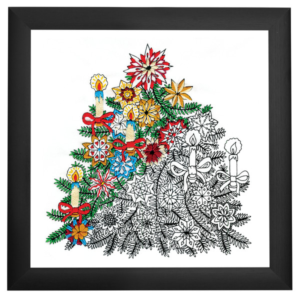Billede Zen Juletræ