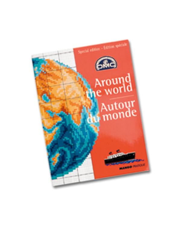 DMC-mönsterbok Världen runt
