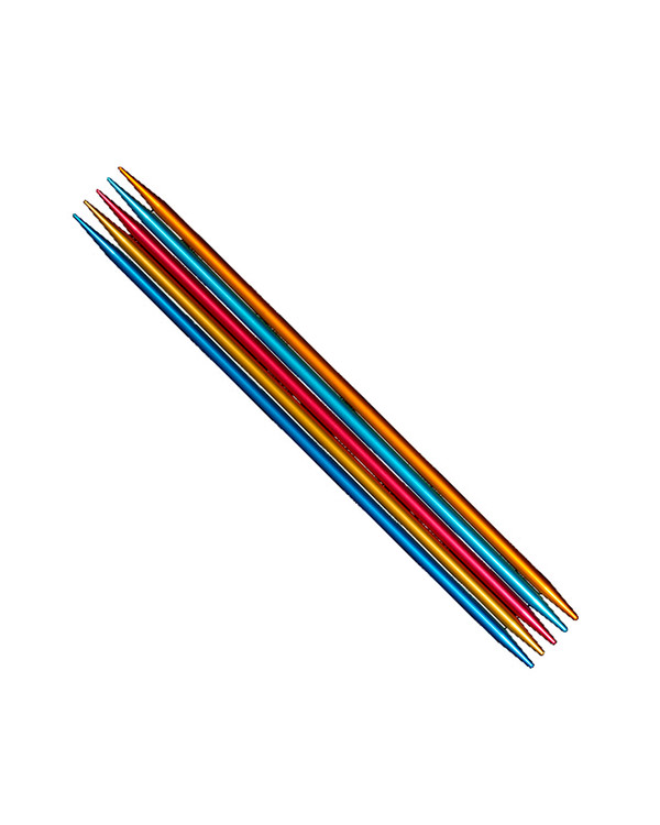 Strømpepinner addi Colibri 15 cm