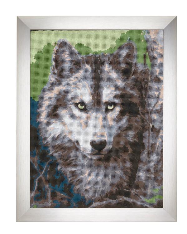 Stramaj Ulven med eller uden garn