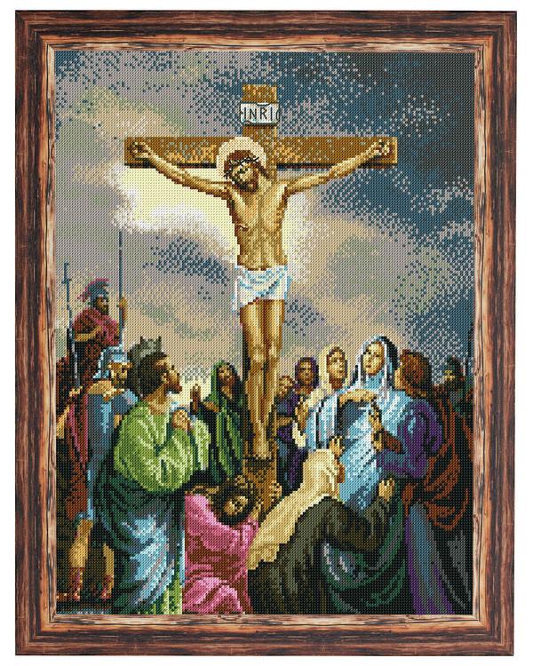 Bilde Jesus på korset