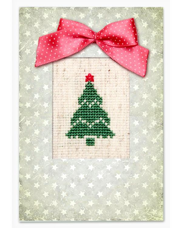 Kortti Joulukuusi