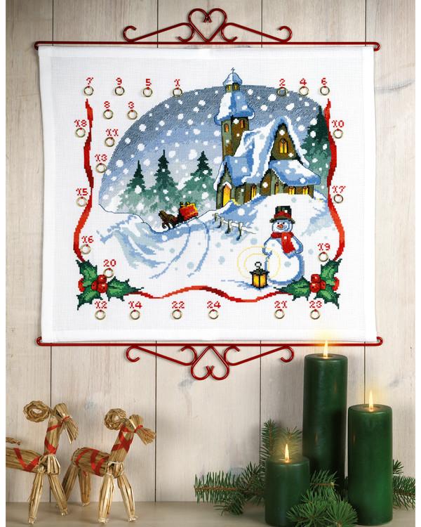 Kalenteri Joulukirkko