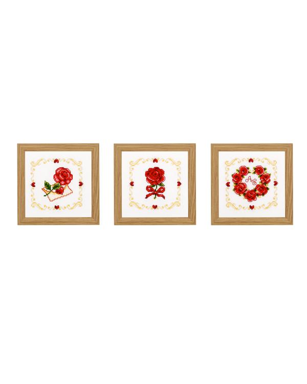 Bilde Små roser 3-pk