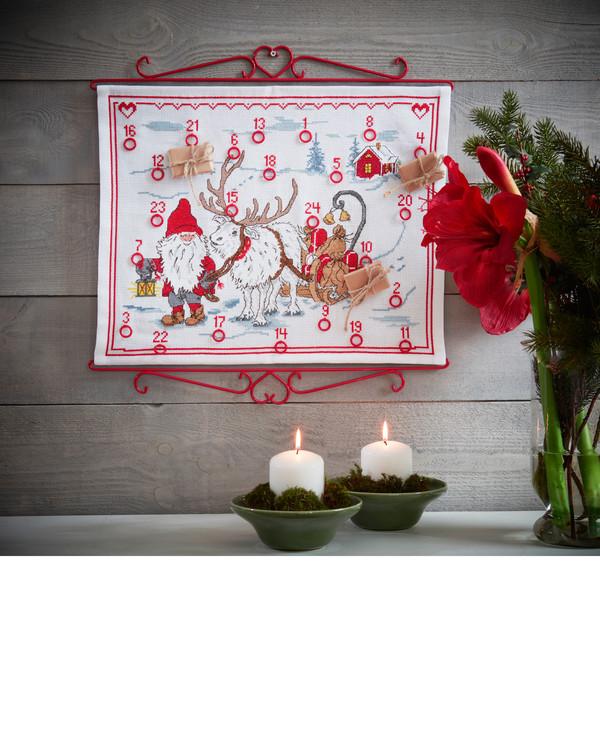 Kalender Julegaver på vei