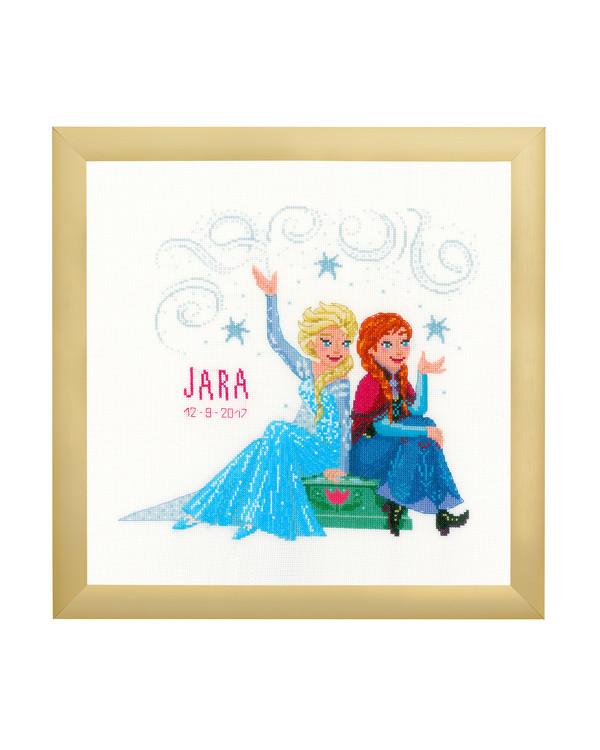 Bilde Anna og Elsa