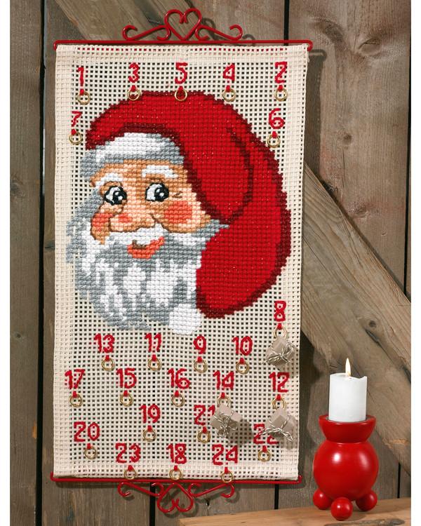 Kalenteri Joulupukki