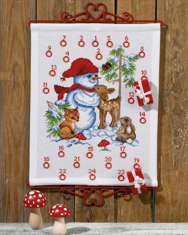Kalender Snømannens venner