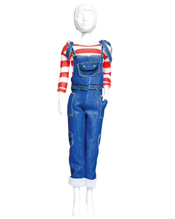 Dress yor doll Outfit Tilly jeans