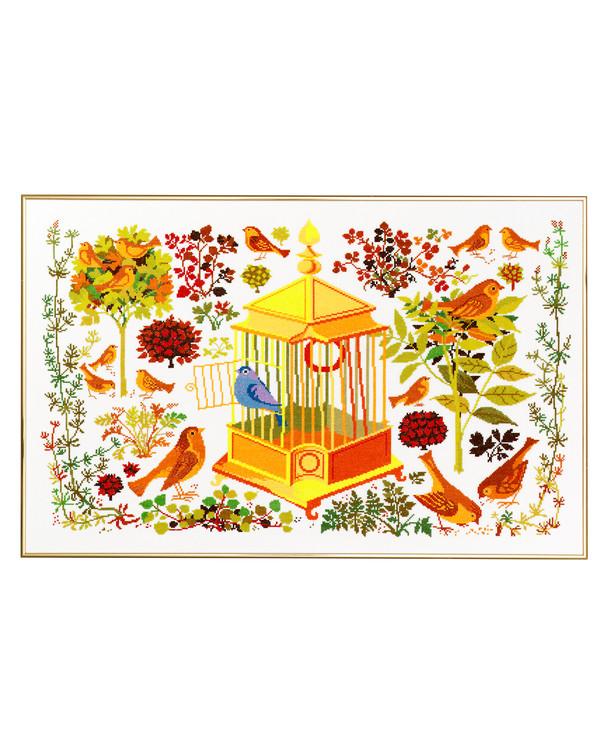 Bilde Det gyldne buret