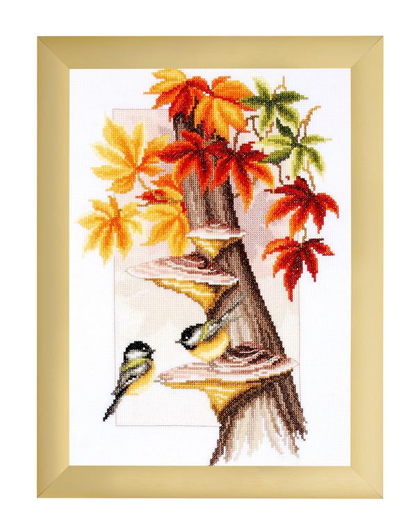Bilde Høstens fugler