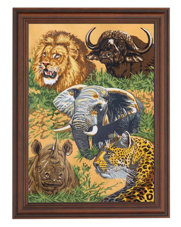 Stramei Savannens dyr