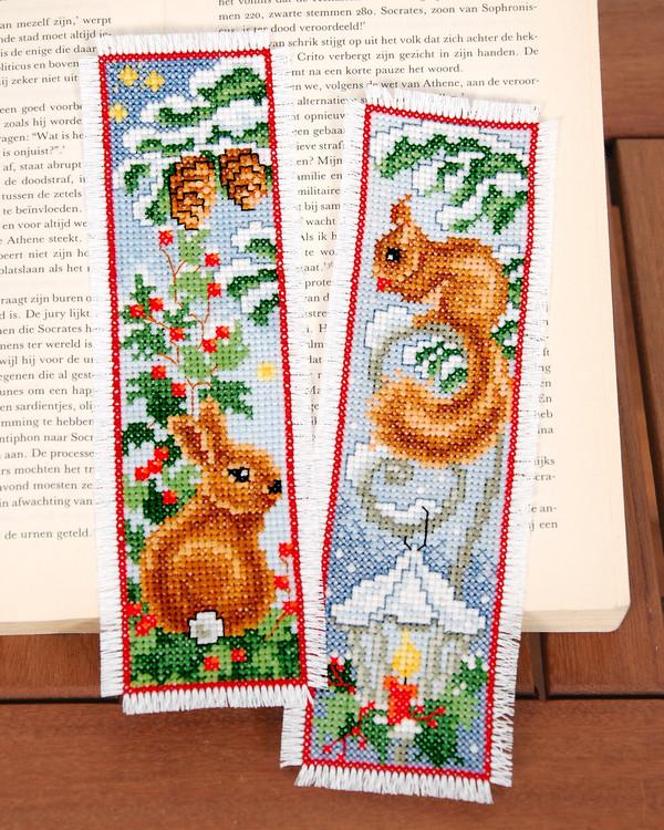 Bokmärken Skogens vänner