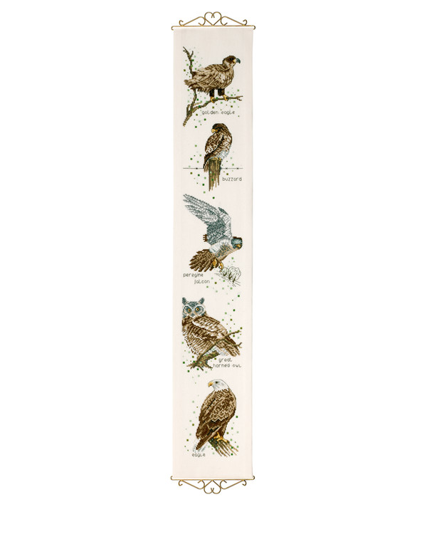Glockenzug Raubvögel