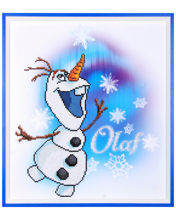 Diamond Painting Frost Olaf