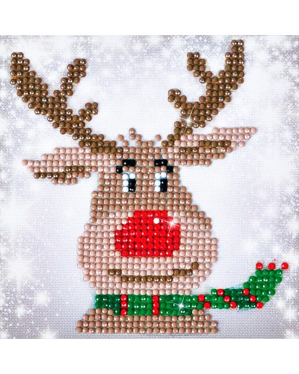 Diamond Dotz Rudolf