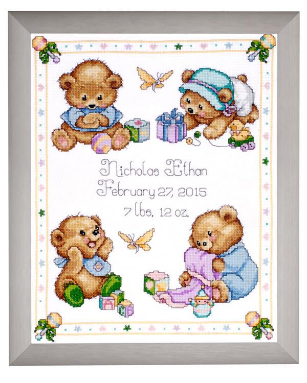 Syntymätaulu Karhunpennut