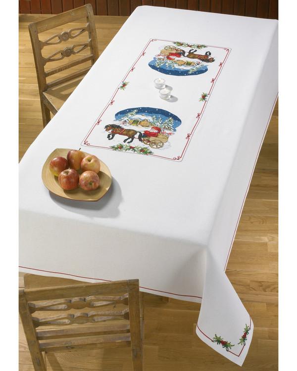 Middagsduk Hästvagn