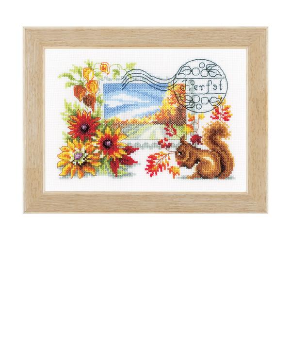 Bilde Postkort fra høsten