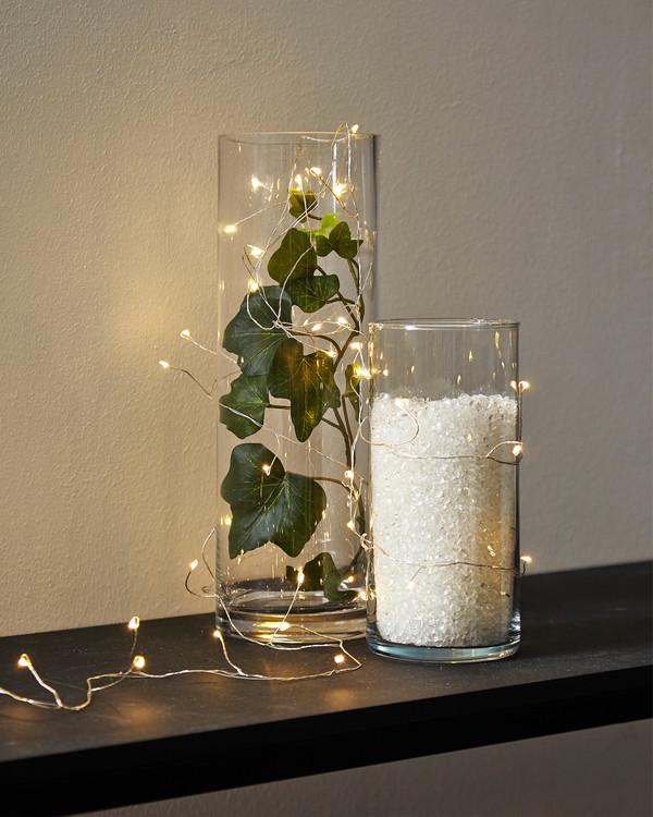 LED-valoköynnös Dew Drop 100 lamppua