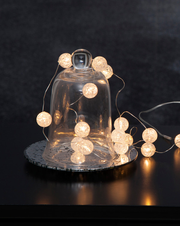 Led Ljusslinga Dew Drop 15 ljus